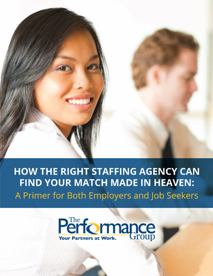 How The Right Staffing Agency Can Find Your Match Made In Heaven